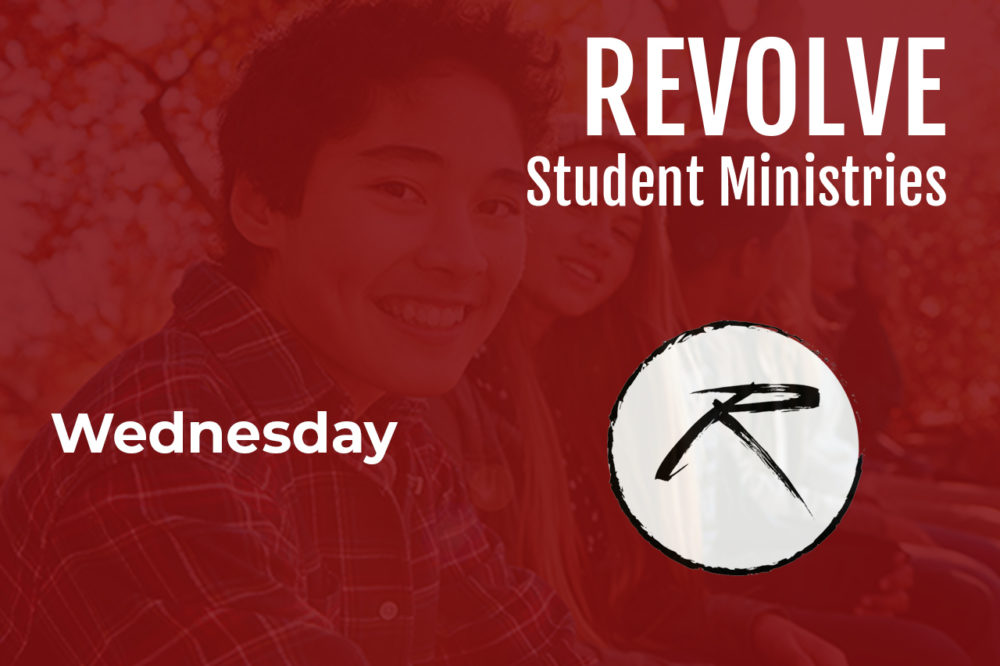 Revolve Student Ministries