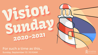 Vision Sunday: September 13, 2020