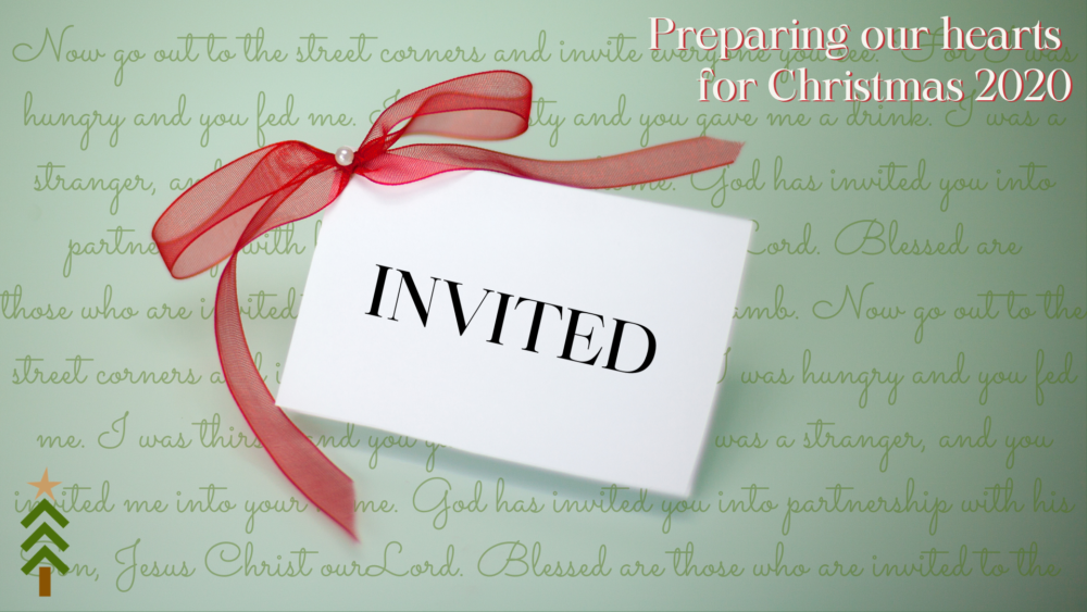 Invited Love: November 29, 2020