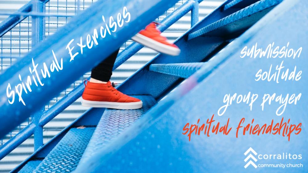 Spiritual Exercises: Spiritual Friendships-June 6, 2021