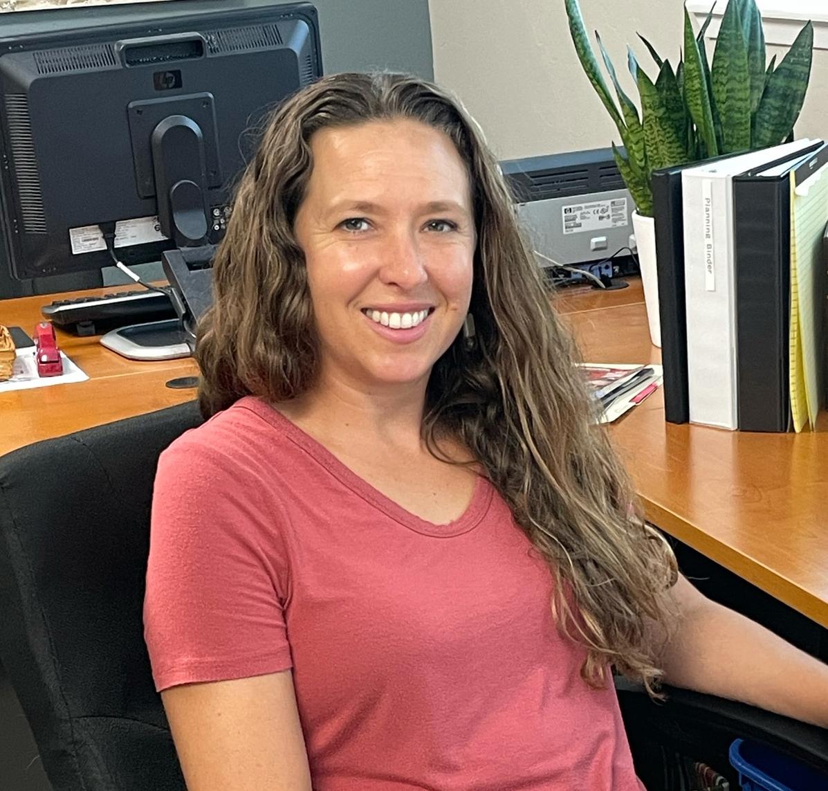 Karen Johnson, Ministry Assistant